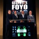 Andy Pan Foyo Luis Correia Gestifute Jorge Mendes Gestifute Guo Guangchang  Foyo