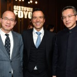 Guo Guangchang Foyo Jorge Mendes Andy Pan Foyo